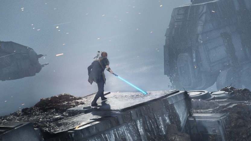 Artwork von Star Wars: Jedi - Fallen Order