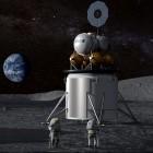 Raumfahrt: US-Unternehmen soll Nasa bei Mond- und Marsprogramm helfen