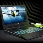Acer: Beim Predator-Notebook fährt die Tastatur wie eine Rampe aus