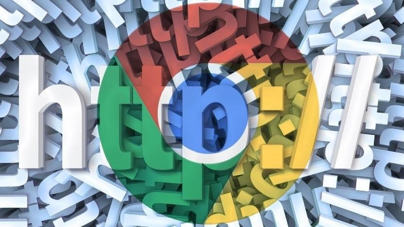 Bestimmte Teile der URL sollen in Chrome künftig ausgeblendet werden.