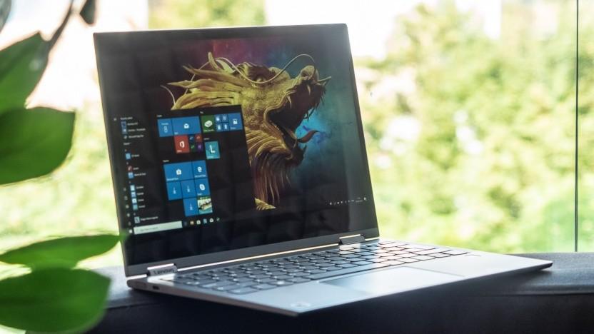 Lenovos Yoga C630 mit Snapdragon 850 und Windows 10 on ARM