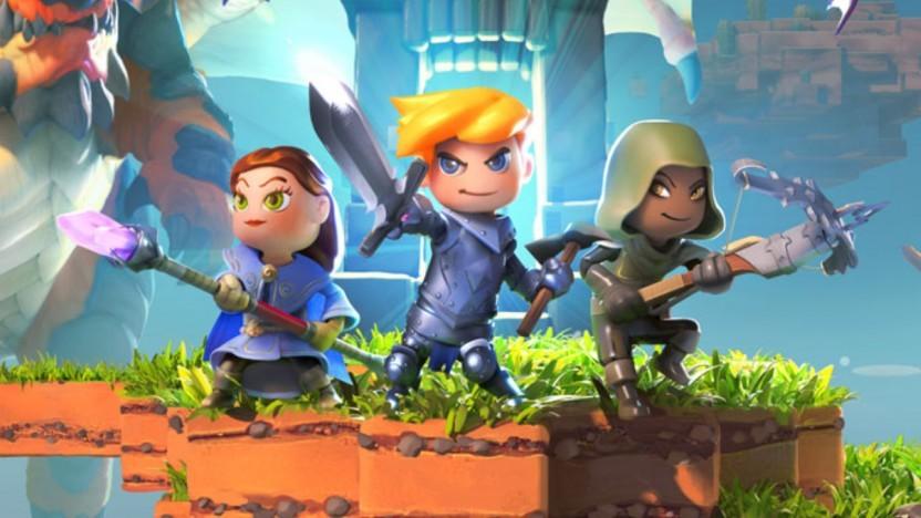 Artwork von Portal Knights