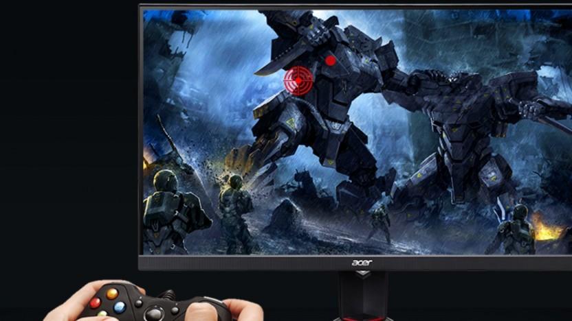 Acers neuer IPS-Bildschirm hat eine Bildfrequenz von 240 Hz.