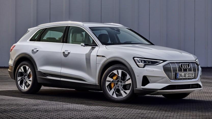 Der neue Audi E-Tron 50 quattro