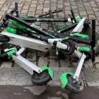 Parkverbot: Paris verbannt E-Scooter komplett vom Bürgersteig