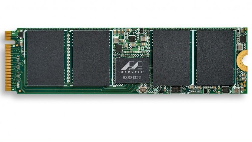 88SS1322-Controller auf einer M.2-2280-SSD