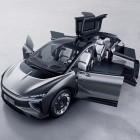 Human Horizons: Hiphi 1 ist ein Elektro-SUV mit vielen Türen