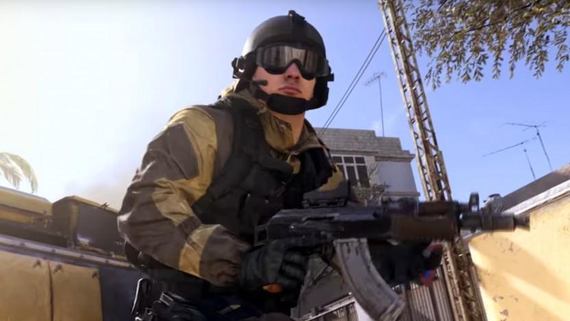 Artwork von Call of Duty: Modern Warfare