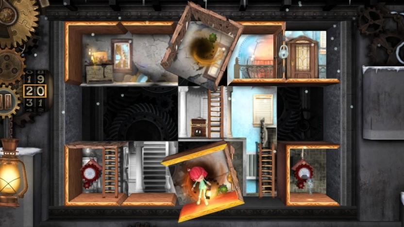 Artwork von Rooms: die Villa des Spielzeugmacher