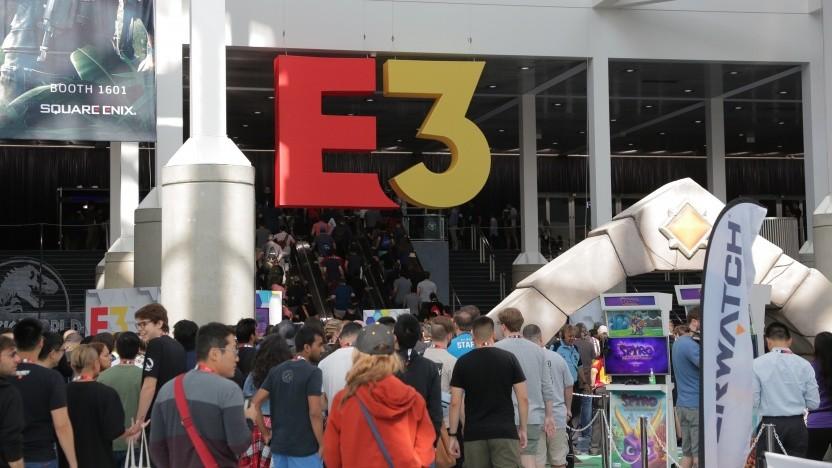 Halle auf der E3 2019