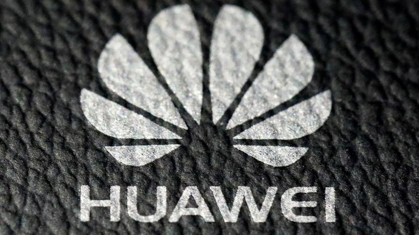 Das Huawei-Logo wird auf dem ersten Hongmeng-Smartphone prangen.