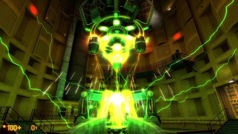Artwork von Half-Life: Black Mesa