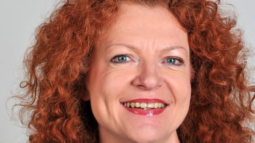 Die Grünen-Bundestagsabgeordnete Margarte Bause