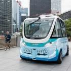 La Défense: Experiment mit autonomen Kleinbussen in Paris gescheitert