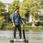 e-tron Scooter: Audis Skateboard ist ein E-Scooter