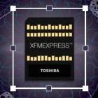 XFMEXpress: Toshibas NVMe-SSD-Karten schaffen 4 GByte/s