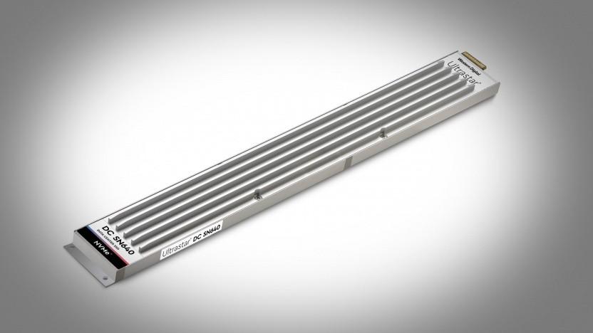 Die Ruler-SSD im E1.L-Format bietet fast 31 TByte.