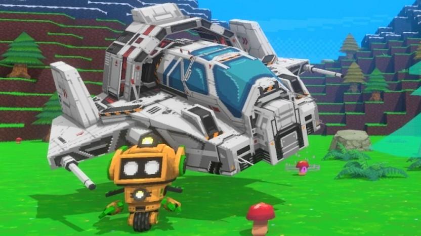 Artwork des Game Builder