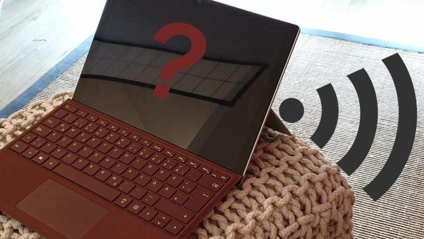 Das Surface Pro 6 findet bei einigen Nutzern keine WLAN-Verbindung mehr.