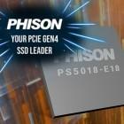 PS5018-E18: Phisons PCIe-Gen4-SSD-Controller liefert 7 GByte/s