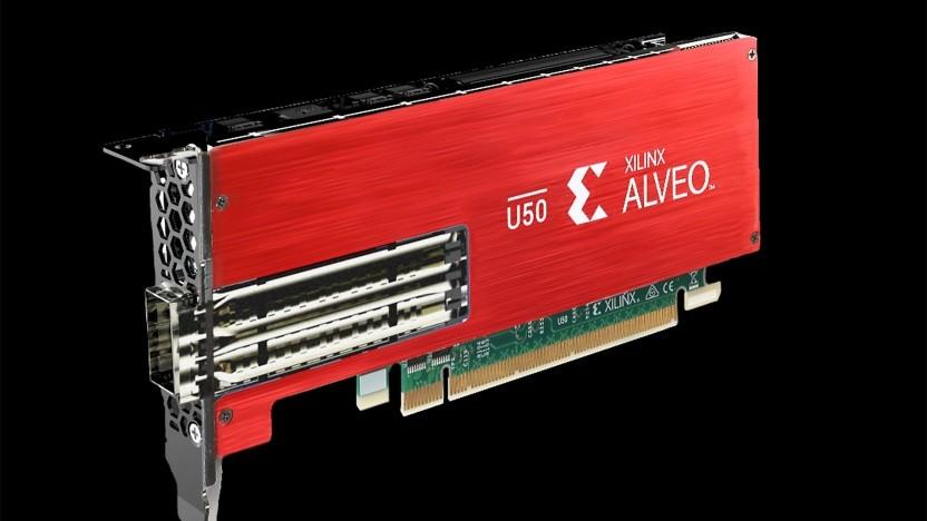 Alveo U50