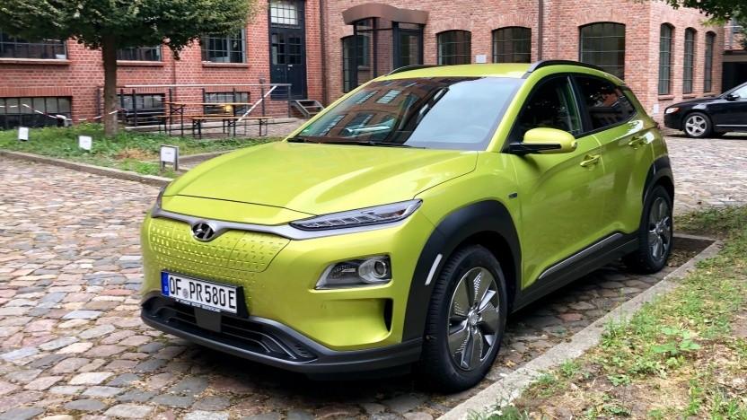 Hyundai Kona: wenig Platz für Emotionalität