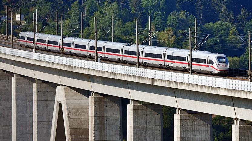 Die Deutsche Bahn testet einen neuen DB Navigator für ihr Angebot. (Symbolbild)