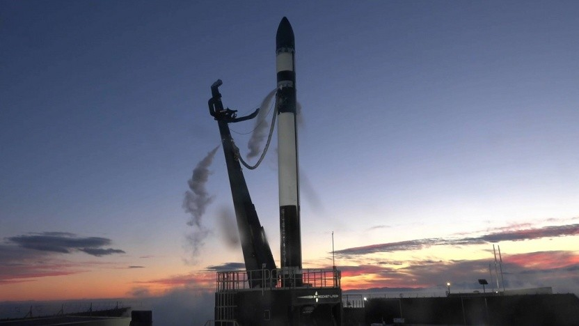 Auch kleine Raketen wie die Electron sind heute am Markt konkurrenzfähig.