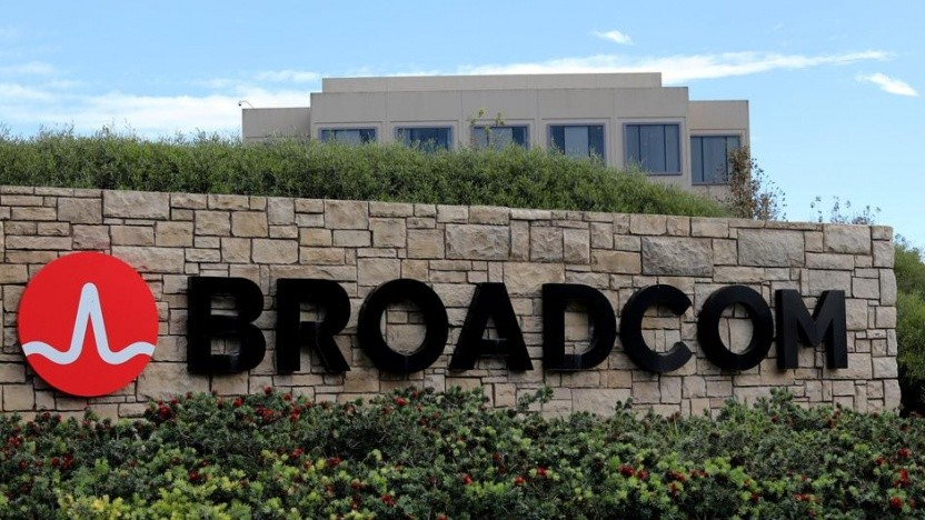 Broadcom in Irvine, Kalifornien