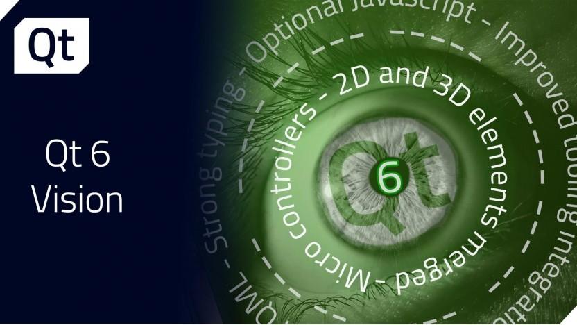 Das Qt-Projekt hat sich für Version 6 einiges vorgenommen.