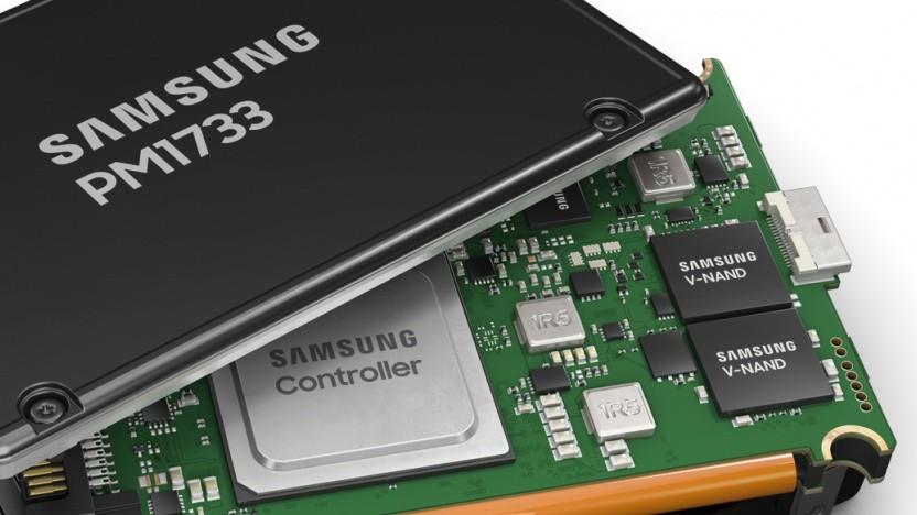 PM1733-SSD für Server im U.2-Format