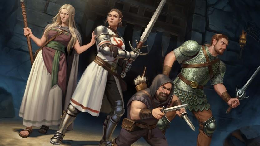 Artwork von Das Schwarze Auge: Book of Heroes