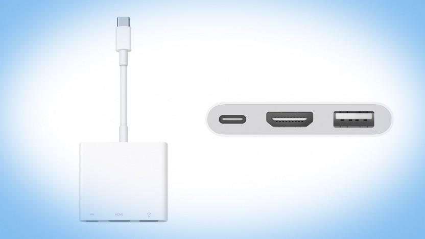 Apples neuer Video-Adapter