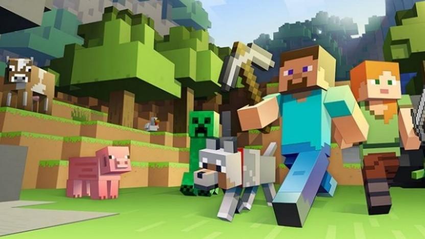 Artwork von Minecraft