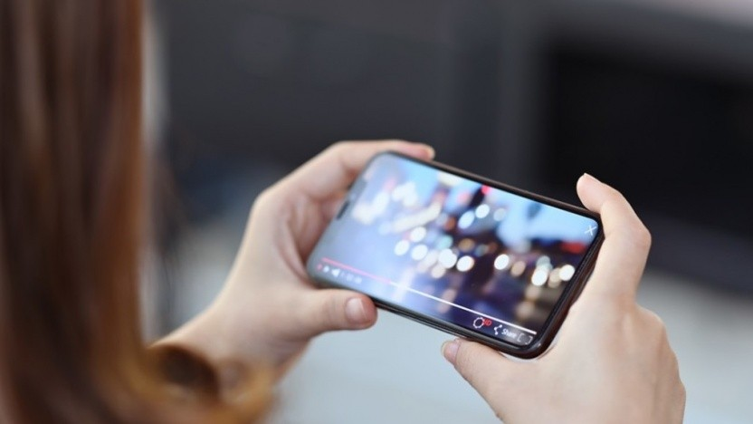 Fernsehen am Handy