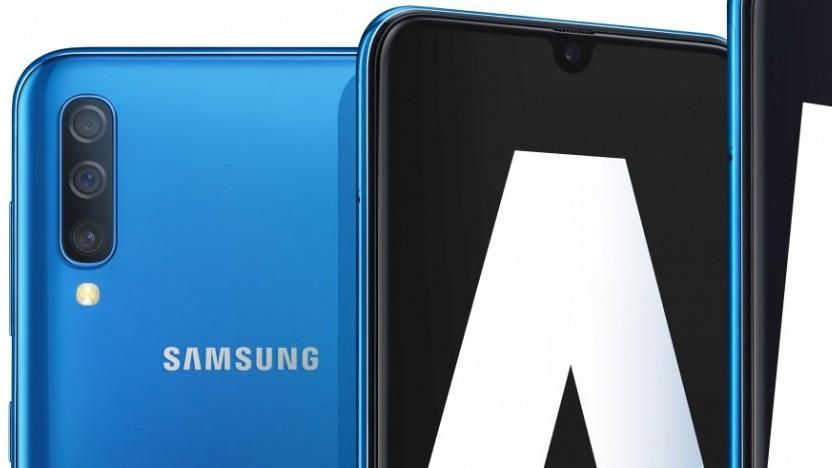 Das Galaxy A50 von Samsung ist das am häufigsten verkaufte Smartphone in Europa im zweiten Quartal 2019.
