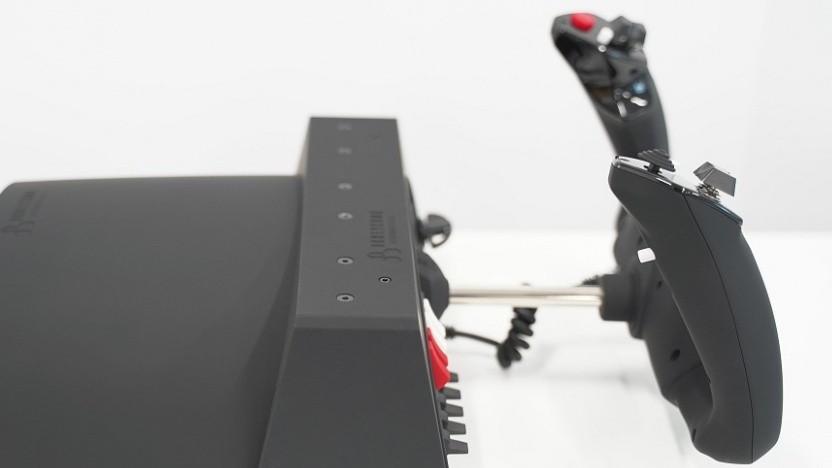 Yoke-Panel-System von Honeycomb Aeronautical