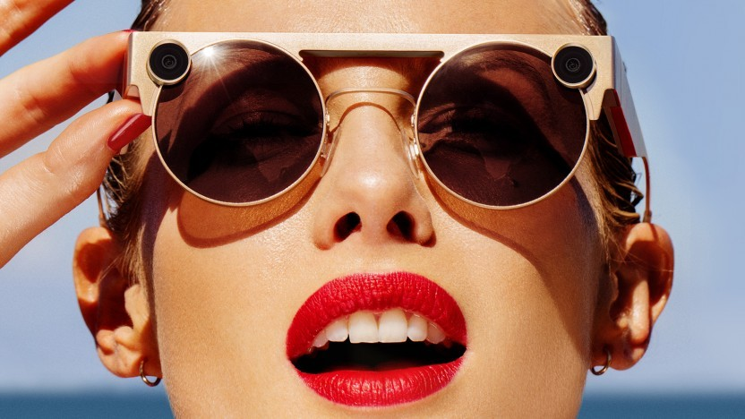 Die neuen Spectacles 3 von Snap