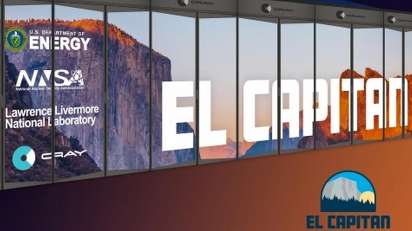 El-Capitan-Supercomputer