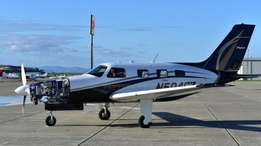 Piper M-Class mit Antrieb von Zeroavia: Die Luftfahrt muss sauberer werden.
