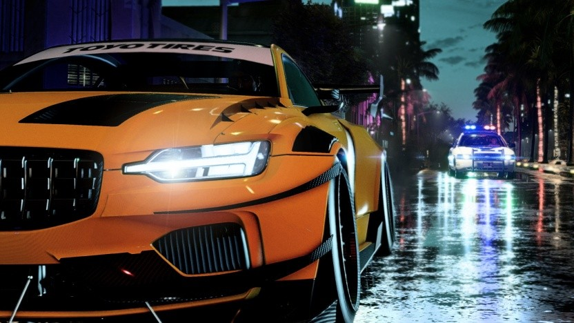 Electronic Arts: Need for Speed Heat saust durch Miami - Golem.de