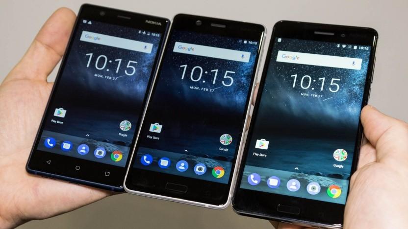 HMD Global verteilt länger Updates für Nokia-Smartphones.