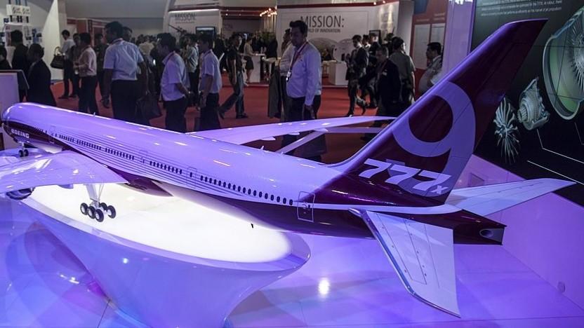 Das Schwestermodell der 777-9 wird nicht so schnell auf den Markt kommen.