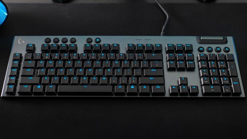 Die neue Logitech G915
