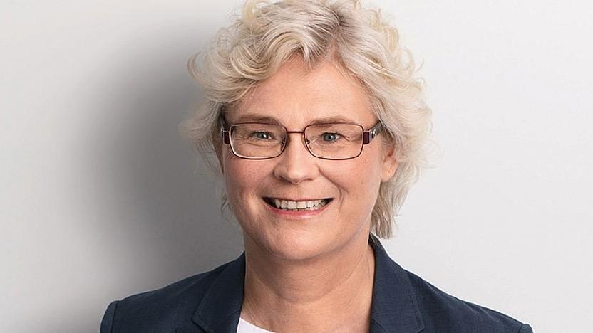 Christine Lambrecht, die neue Justiz- und Verbraucherschutzministerin