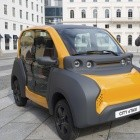 ACM City: Miniauto soll als Kleintransporter und Mietwagen Furore machen