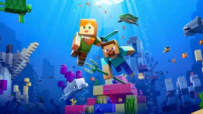 Nvidia: Minecraft bekommt Raytracing statt Super-Duper-Grafik - Golem.de