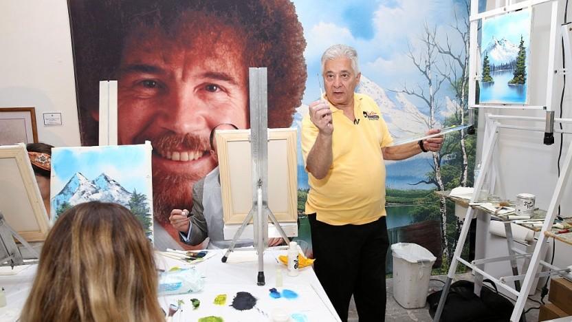Malen mit Paint wird zu einer Option. (Symboldbild)