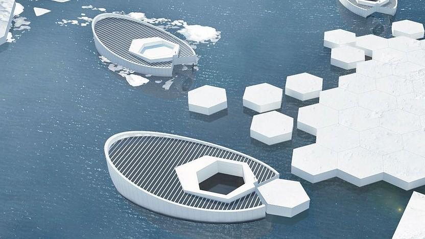 Tauschschiffe erzeugen Eisberge: Wie werden die Schiffe betrieben?