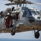 Per Hubschrauber: US-Marine testet analoge Nachrichtenübermittlung